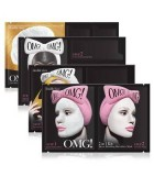 Masques CKARLYSBEAUTY.COM OMG 2 en 1 - KIT DETOX BUBBLING MICROFIBER MASK OMG 3 en 1 KIT PEEL OFF MASK ( Masque PEEL OFF )
