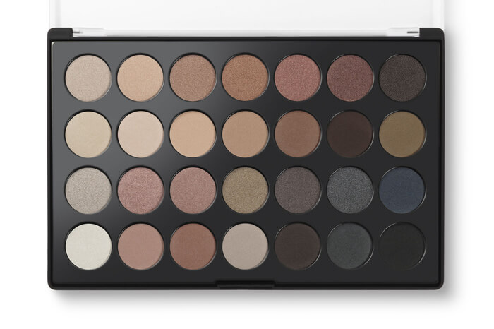 Essential Eyes - 28 Color Eyeshadow Palette BH COSMETICS