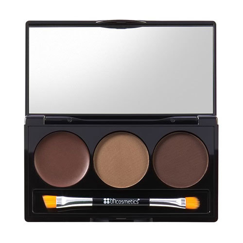 Flawless Brow Trio Medium - Palette Sourcils 3 Teintes BH COSMETICS