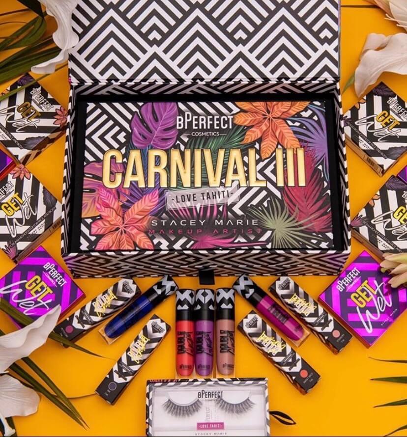 Carnival Volume III - PALETTE LOVE TAHITI