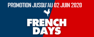 FRENCH DAYS PROMOTIONS