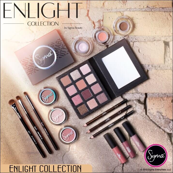 Enlight Collection Sigma Beauty