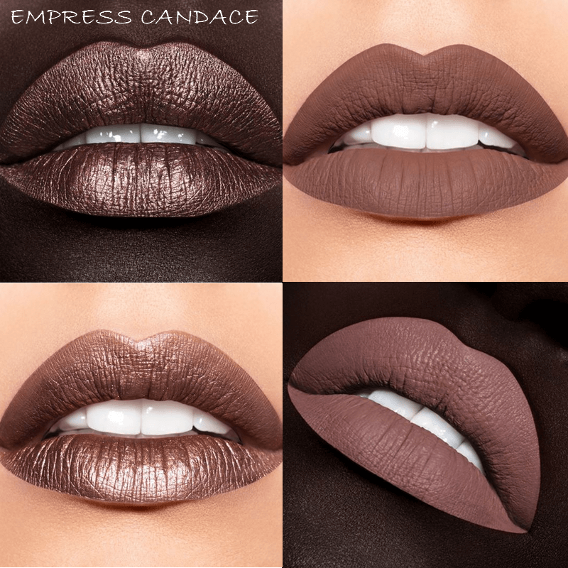The Empress-CANDACE Matte and Mettalic - PACK 2 Teintes - Matte et Métallique Juvia's Place
