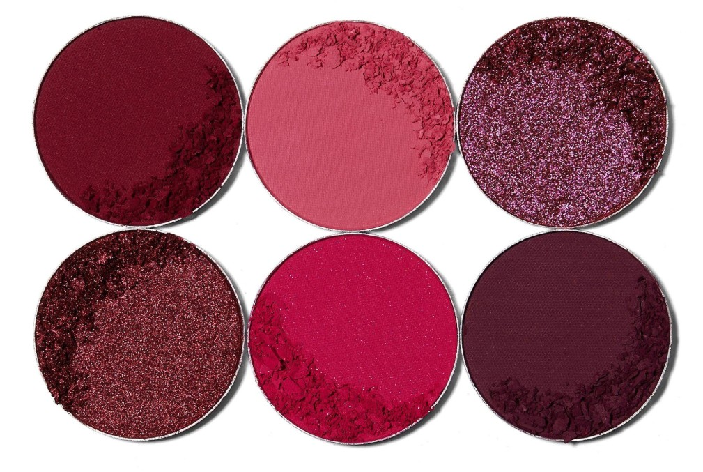 THE BERRIES Eyeshadow Palette JUVIAS PLACE SUR CKARLYSBEAUTY.COM