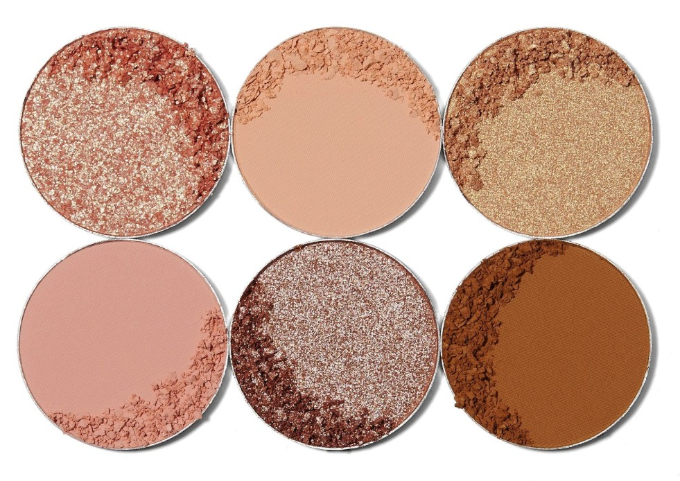 THE NUDES Eyeshadow Palette JUVIAS PLACE SUR CKARLYSBEAUTY.COM