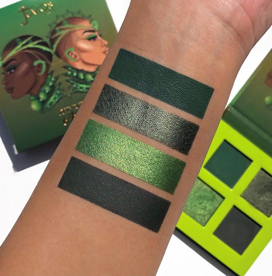 THE REBEL ARMY EYESHADOW PALETTE JUVIAS PLACE