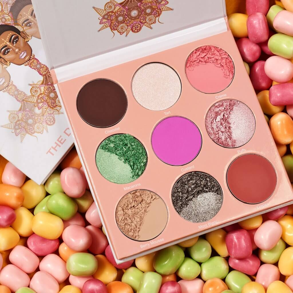 DOUCE EYESHADOW PALETTE JUVIAS PLACE