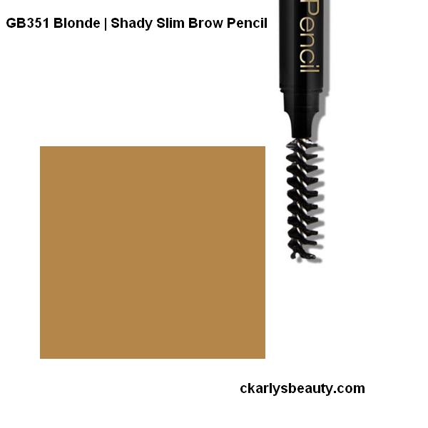 Shady Slim Brow Pencil - GB351 BLONDE