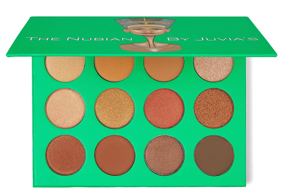 JUVIA'S THE NUBIAN 12PCS EYESHADOW COLLECTION