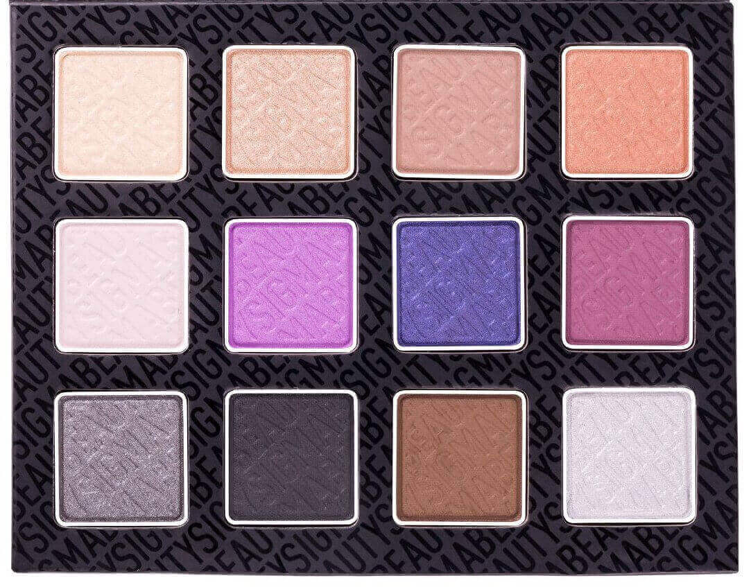 EYE SHADOW PALETTE NIGHTLIFE SIGMA BEAUTY