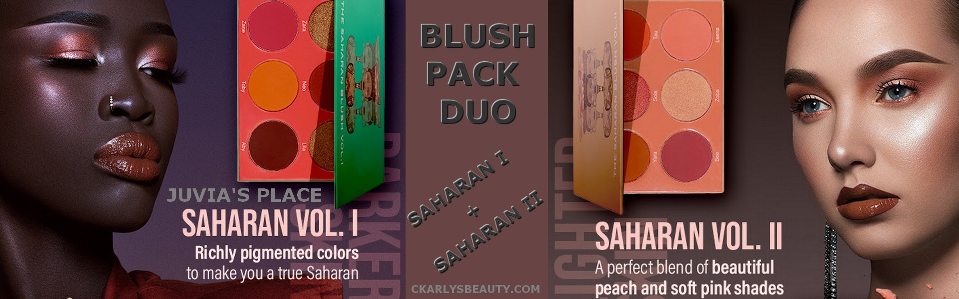 SAHARAN BLUSH PACK