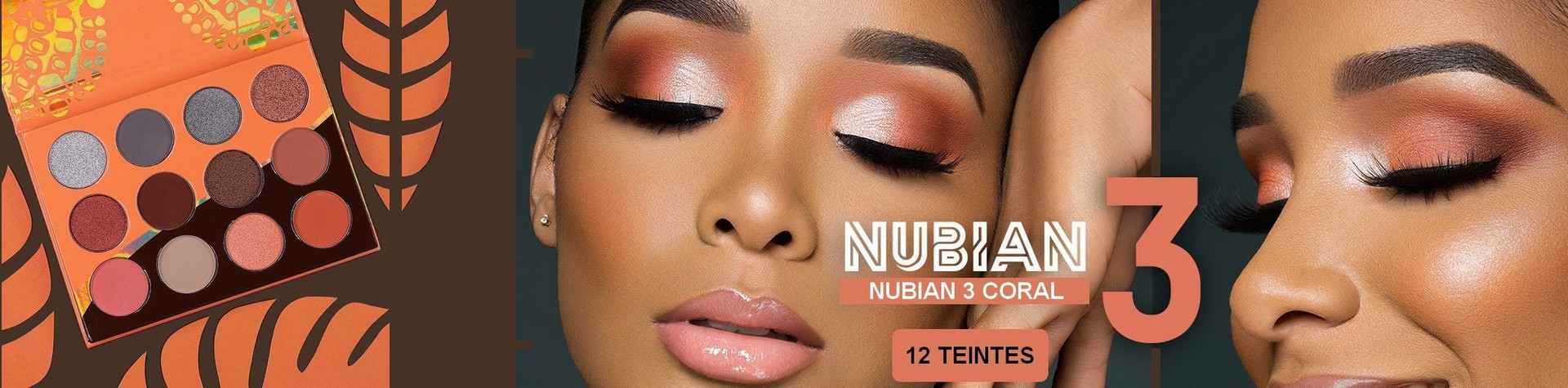 JUVIAS PLACE NUBIAN 3 CORAL