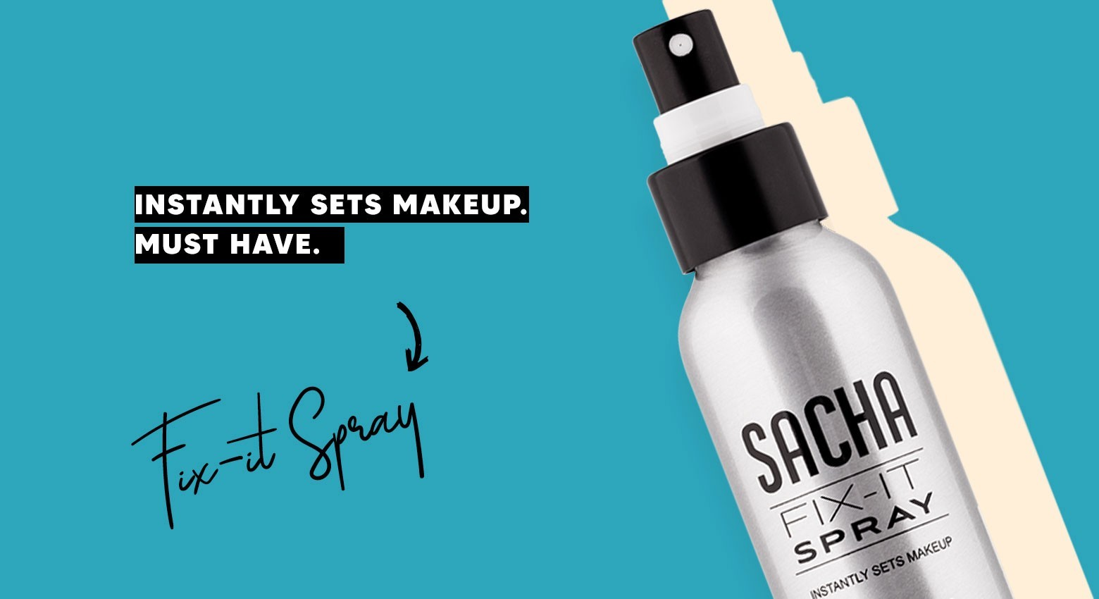 SACHA FIX IT MAKEUP