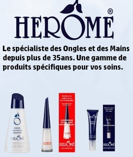 HEROME NAILS CARE